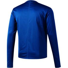 adidas Response Running Shirt longsleeve Men blue